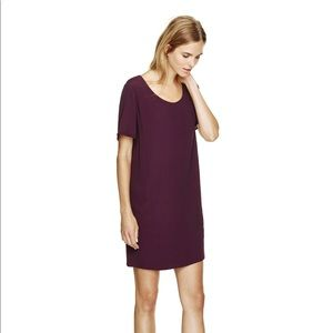 Wilfred Free Teigen Dress - Burgundy
